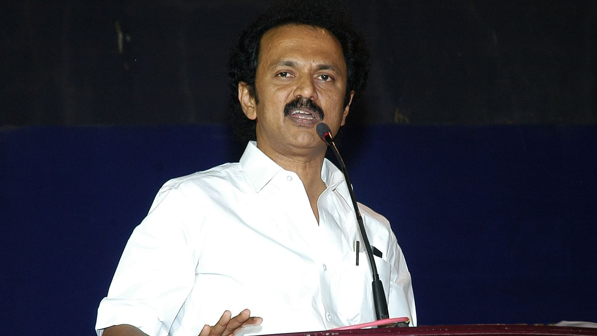 Centre imposing Hindi on State: Stalin.