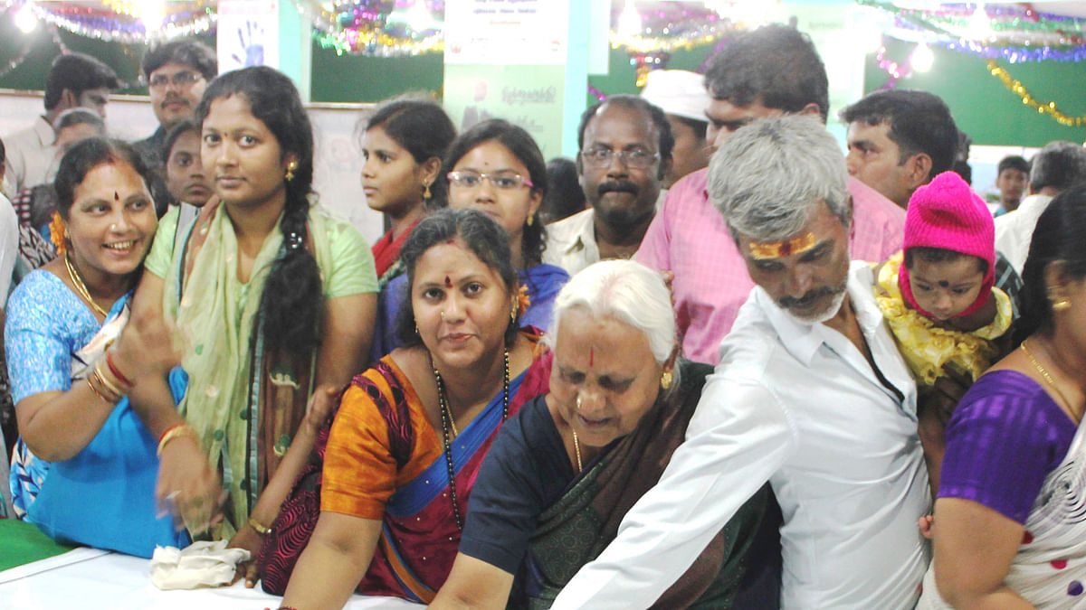The Tamil Nadu government on Wednesday announced a net hike of over 14 percent in the pay for its staff. Image used for representational purposes.