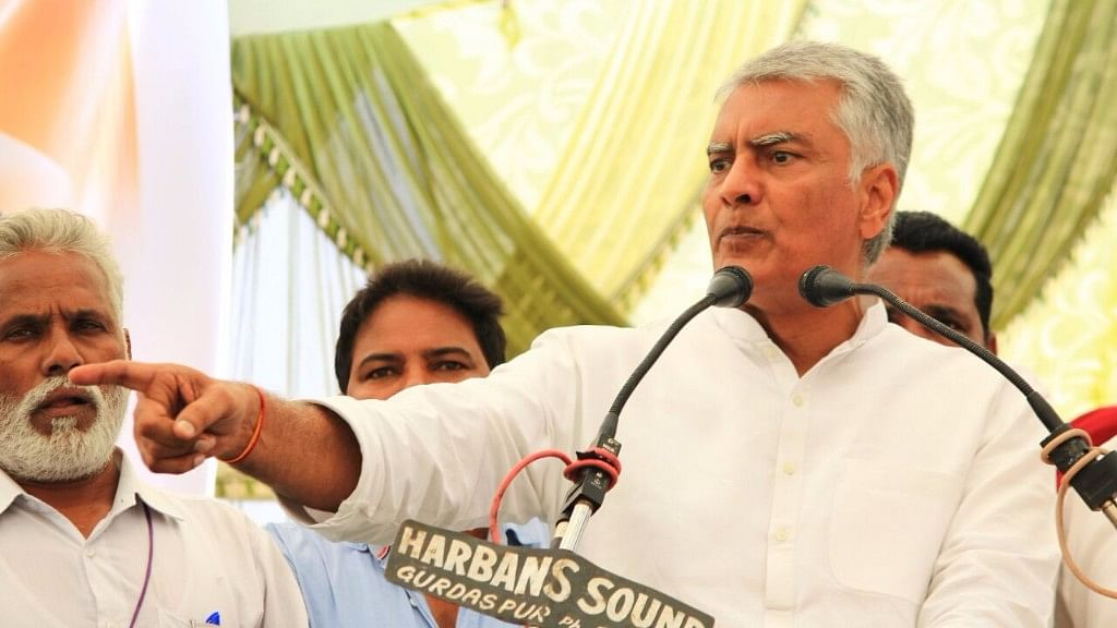 Punjab Cong Chief Sunil Jakhar Resigns After Losing to Sunny Deol