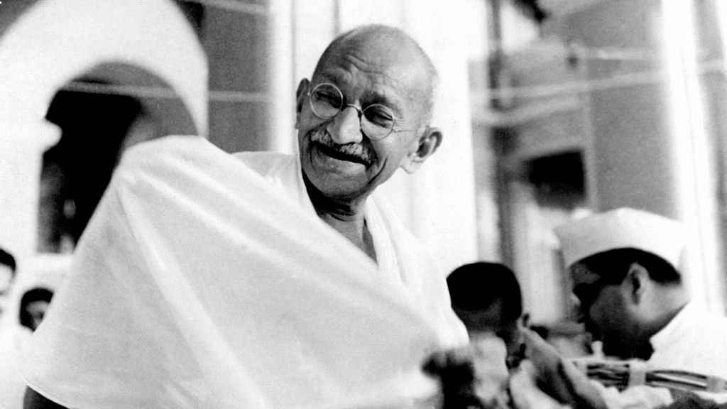 """As we celebrate the anniversary of his birth on October 2nd, I am proud to honuor Mahatma Gandhi's incredible life and enduring legacy through this bipartisan resolution,"" said Krishnamoorthi."