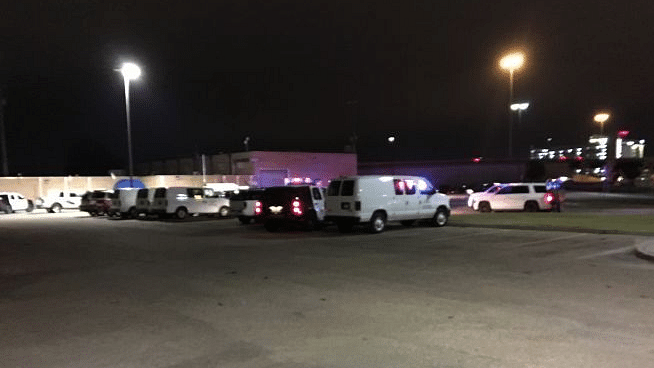 A shooting has been reported at Texas Tech University Police Department.