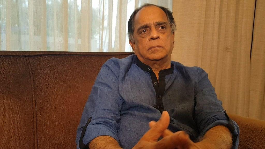 'Govt Wants Ram Mandir, But Not Ram in the Film': Pahlaj Nihalani