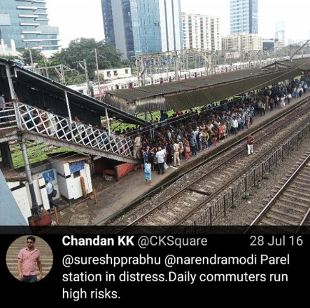 Post Elphinstone Stampede, Can We Trust  Railways With Our Lives?