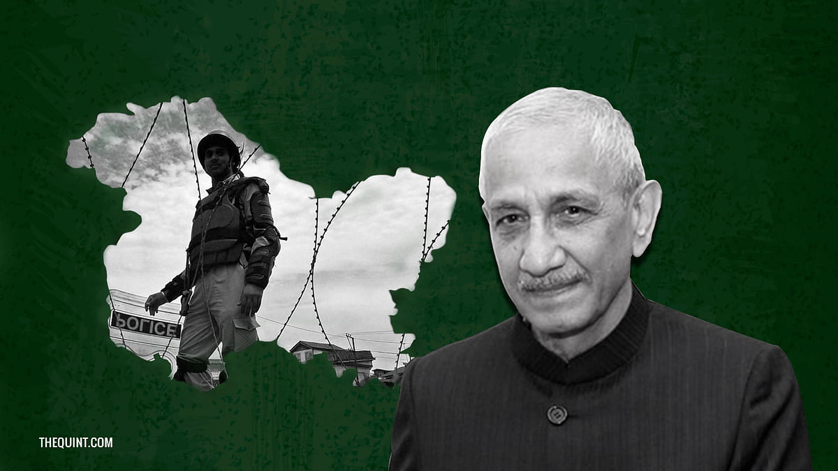Why Govt's Appointment of Dineshwar Sharma in J&K is an Eyewash