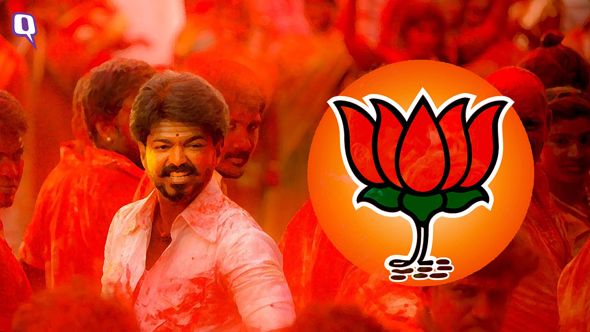 Row over Mersal doesn't bode well for BJP's Tamil Nadu, where people are viewing it as diktat by a Hindi party.