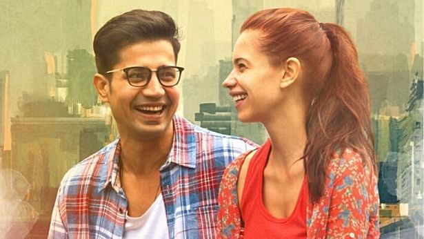 Sumeet Vyas and Kalki Koechlin play a young urban couple coping with the news of pregnancy in <i>Ribbon</i>.
