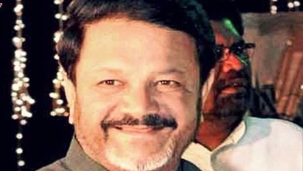 Farooq Hussain, a member of Legislative Council of the ruling Telangana Rashtra Samithi (TRS).