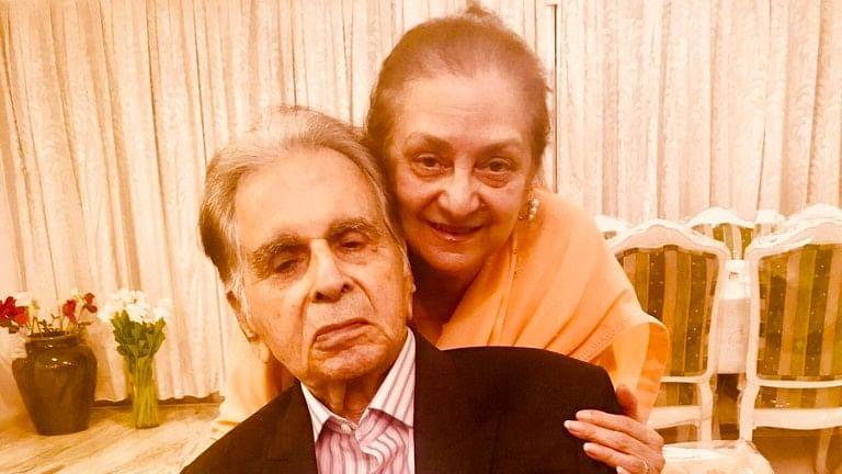 Dilip Kumar Better After Backache: Saira Banu on Actor's Health