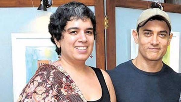 File photo of Aamir Khan and ex-wife, Reena Dutta.