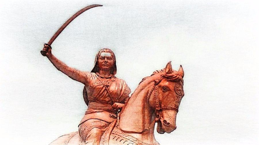 Rani Chennemma took arms against the British Raj, five decades before Rani Laxmi Bai of Jhansi did so. <i>(Photo: <b>The Quint</b>)</i>