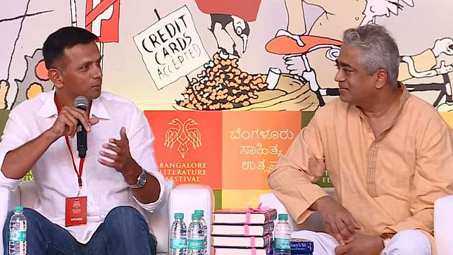 Dravid Trolls Rajdeep When Asked About India's Superstar Culture