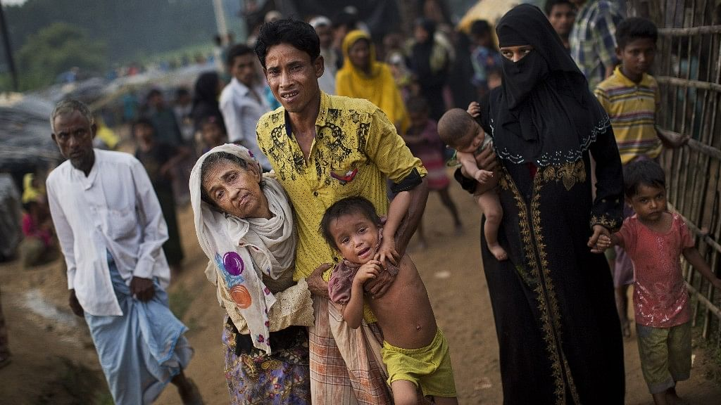 Nearly 58% Rohingya Refugees Are Kids at Risk:  UNICEF Report