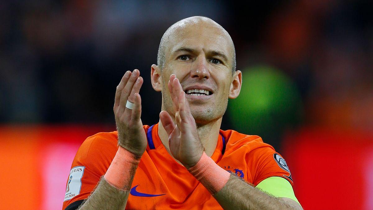 """<div class=""""paragraphs""""><p>Arjen Robben has announced his retirement.&nbsp;</p></div>"""