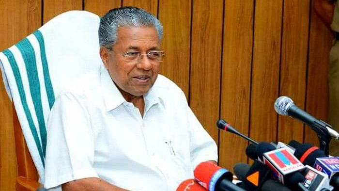 Over 100 People Booked in 3 Yrs for Comments Against Vijayan