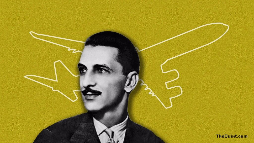How JRD Tata Gave Birth To India's Civil Aviation Industry