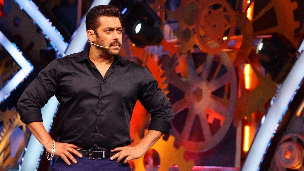 Salman Khan questions contestants on Bigg Boss 11.