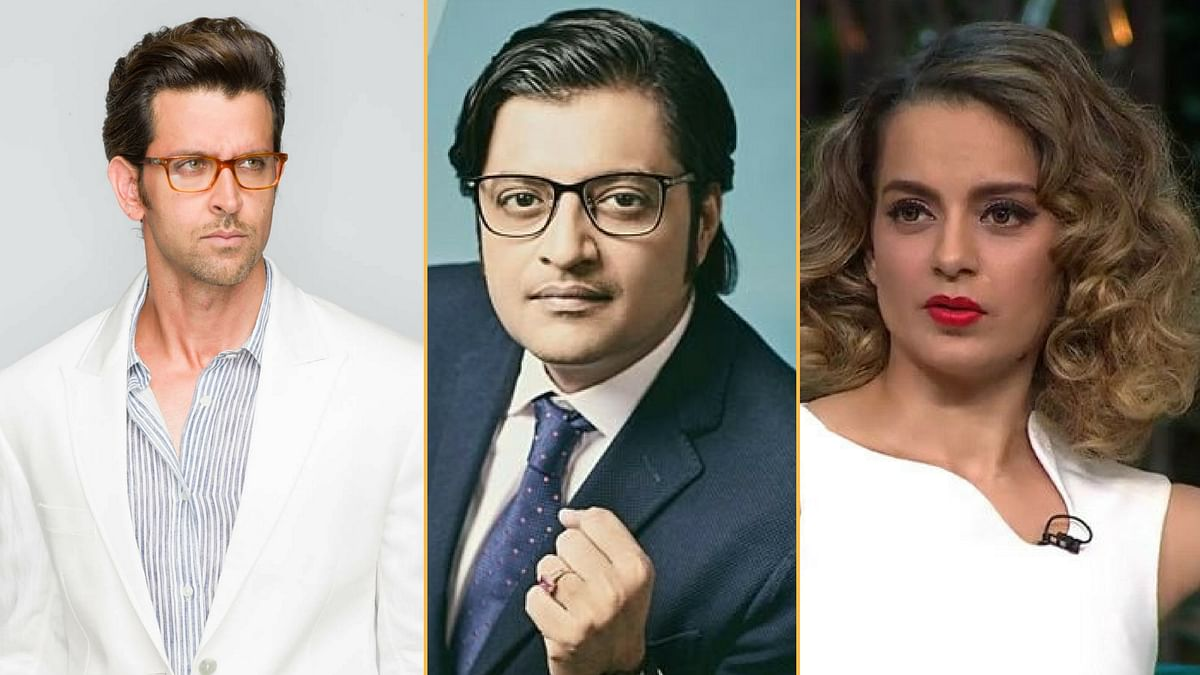 Hrithik Roshan speaks to Arnab Goswami in a tell all interview about Kangana Ranaut.