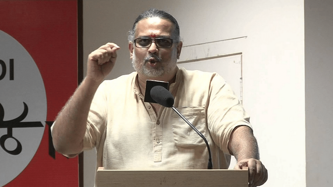 'RSS Ideology Trying to Divide India': Mahatma Gandhi's Grandson