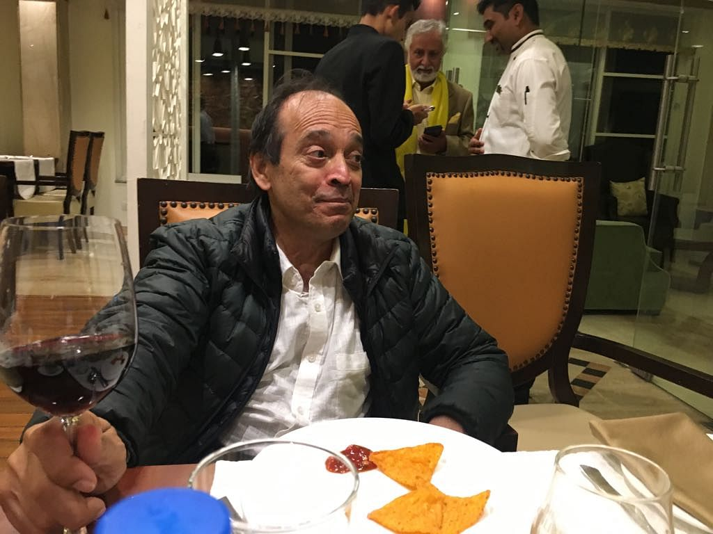 Vikram Seth is excited about the filming of his book <i>A Suitable Boy.</i>