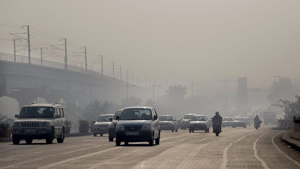 Over 1.2 Mn Early Deaths in India Due to Air Pollution: Report