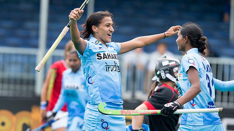 Rani Strike Helps India Women's Hockey Team Beat Great Britain 1-0