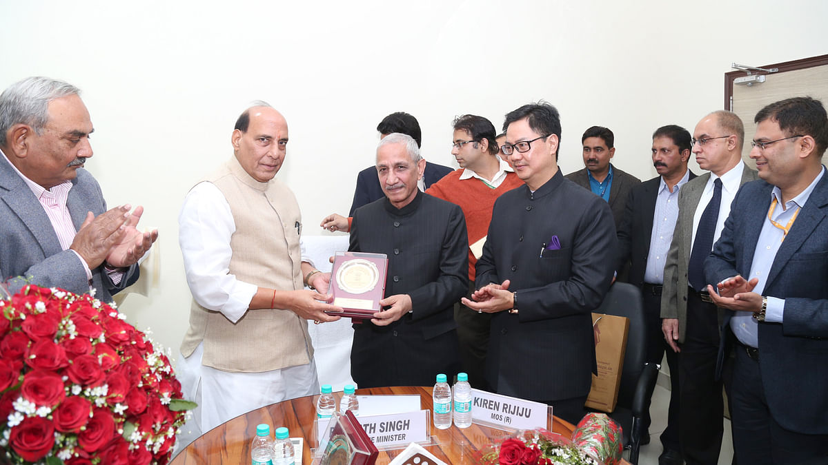 The Centre had recently notified the appointment of Dineshwar Sharma as its interlocuter for Jammu and Kashmir.