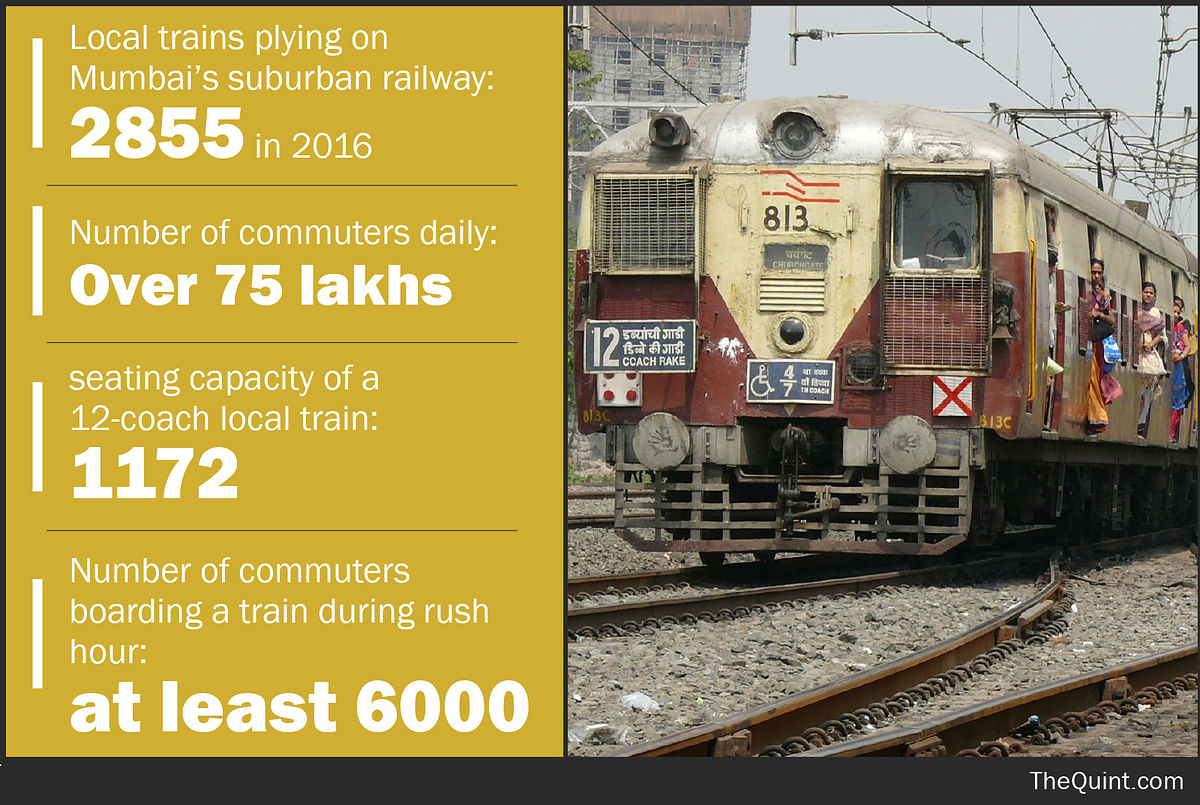 Local Death Traps: 2300 Dead On Mumbai's Tracks Already This Year