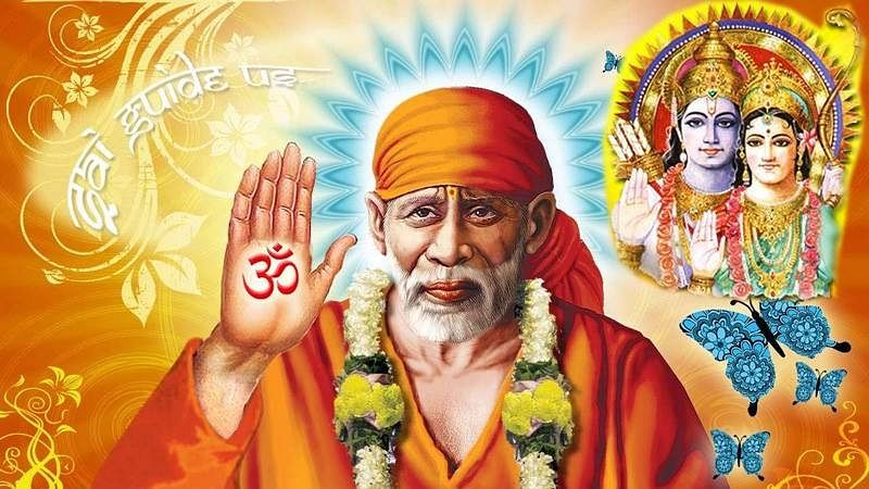 Shirdi Sai Baba has a huge following in India and beyond.