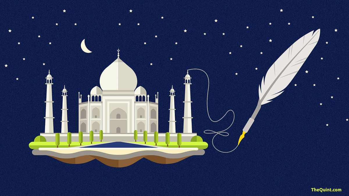 Taj Mahal is one of the 7 wonders of the world. But India is wondering about the origins of the Taj. Here's an open letter from the monument itself. (Photo: Rahul Gupta/<b>The Quint</b>)