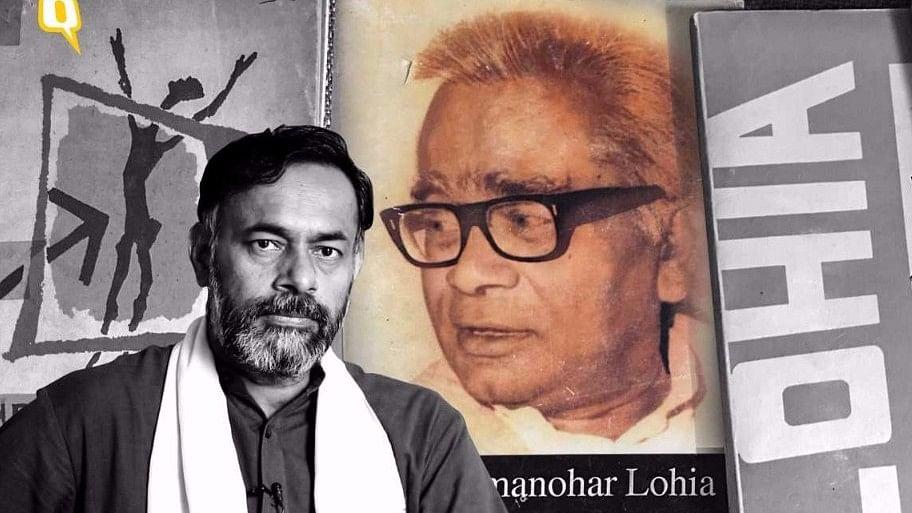 Ram Manohar Lohia Questioned Nehru's Expenditure: Yogendra Yadav