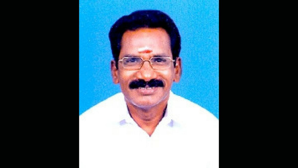 Tamil Nadu Minister for Cooperation Sellur K Raju