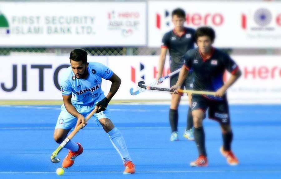 Manpreet, Sunil: 5 Indian Players to Look Out for in Asia Cup