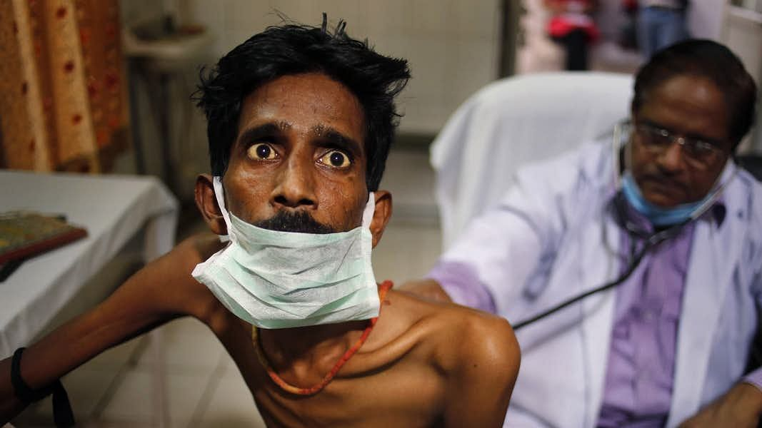 """""""TB is also the main cause of deaths related to antimicrobial resistance and the leading killer of people with HIV,"""" the report states."""