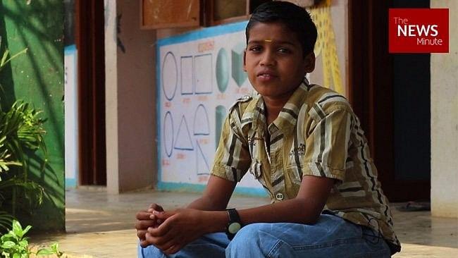 #GoodNews: 12-Yr-Old TN Boy Nominated For Award Won By Malala