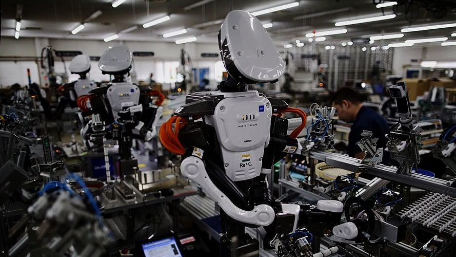 Automation might not make a big dent on job growth.