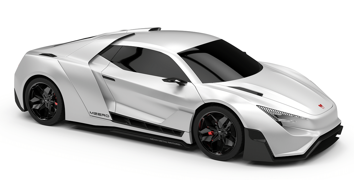 The M-Zero is likely to make its debut in 2019.