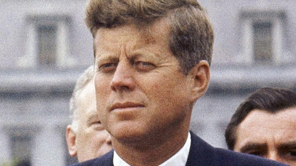 President JF Kennedy