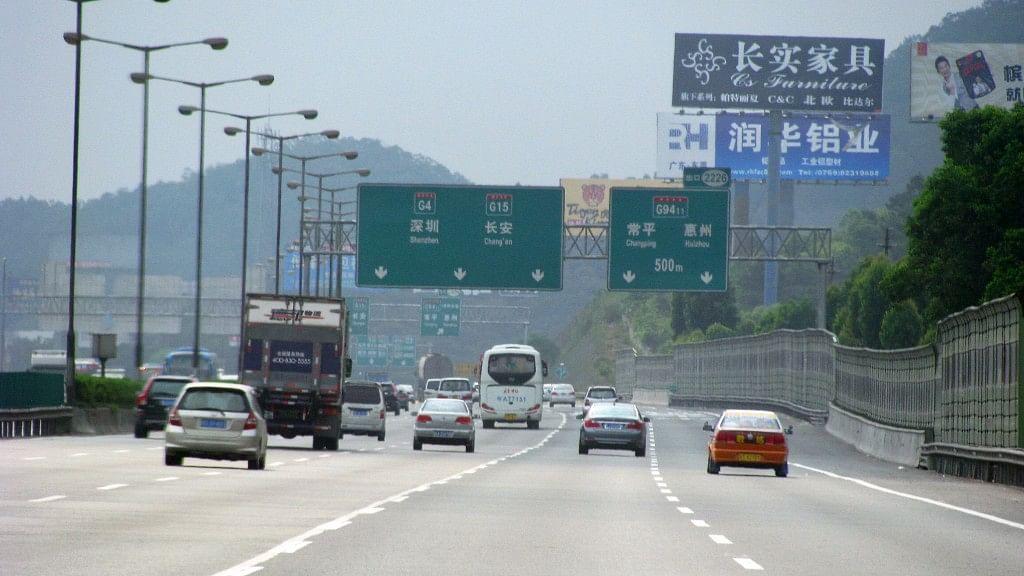 China Opens Expressway in Tibet, Near Arunachal Pradesh Border
