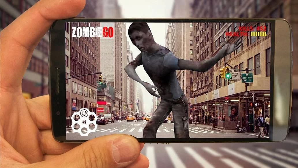 Best Augmented Reality Apps: From Hunting Zombies to Getting Inked