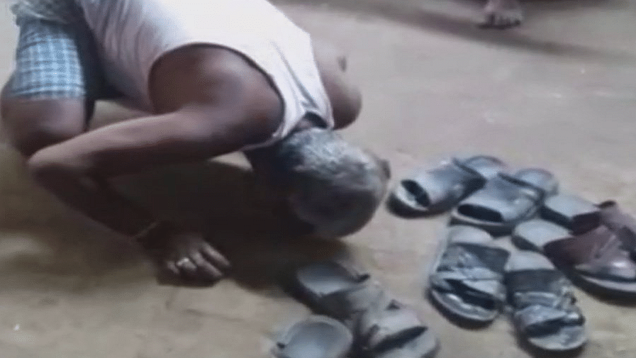 """""""They Might Kill Us,"""" Says Man Forced to Lick Own Spit in Bihar"""