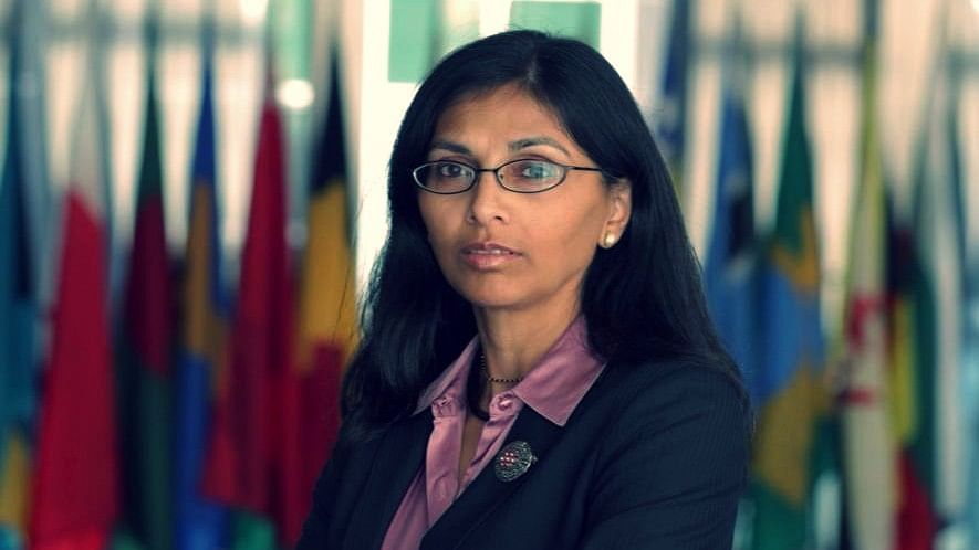 Nisha Biswal, who served as the Assistant Secretary for South and Central Asian Affairs in the US Department of State under the Obama administration, was appointed to head the US-India Business Council.