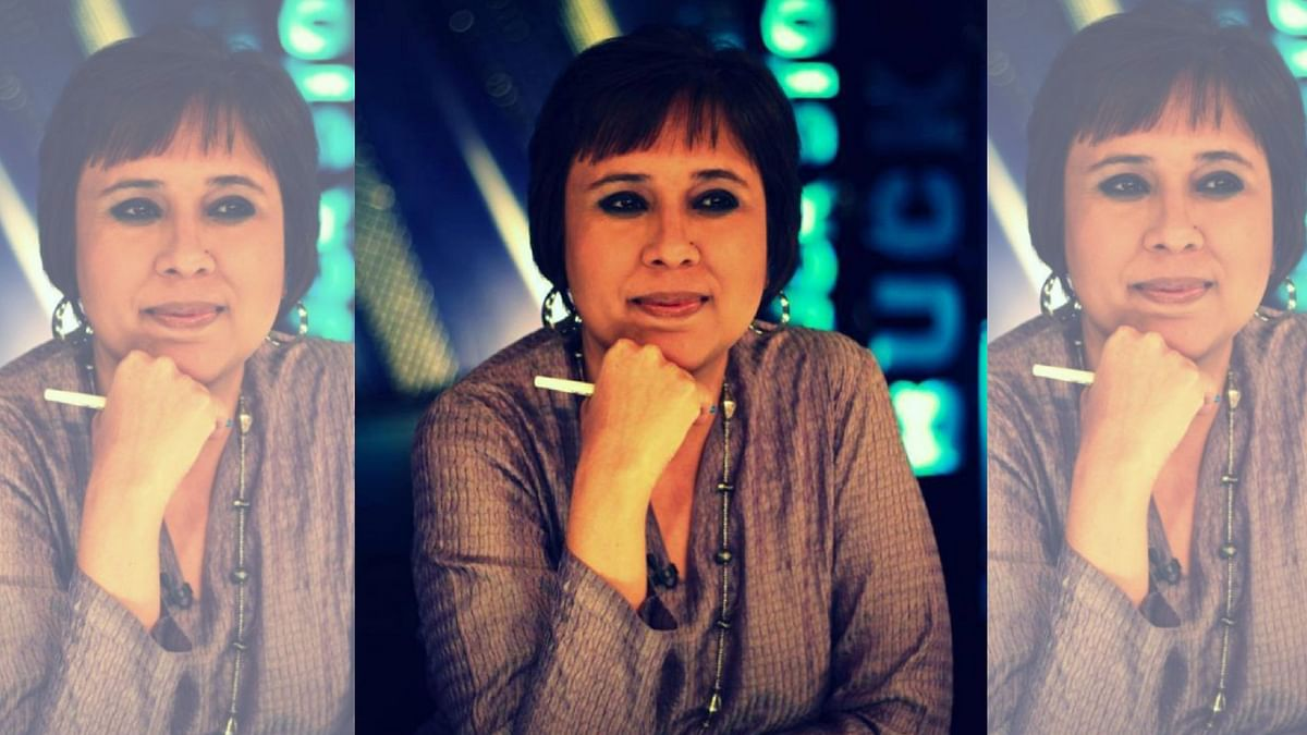 "Barkha Dutt, in a Facebook post, alleged that NDTV pretended to be an ""anti-establishment crusader"". <i>(Photo: Altered by <b>The Quint</b>)</i>"