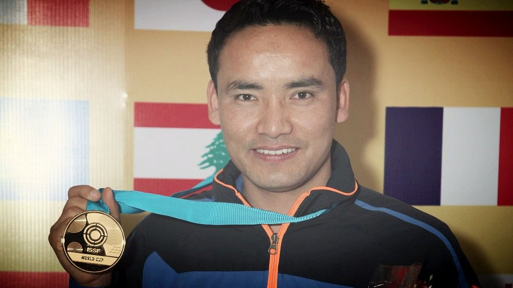 Jitu Rai is one of India's biggest medal hopes at the event starting Tuesday.