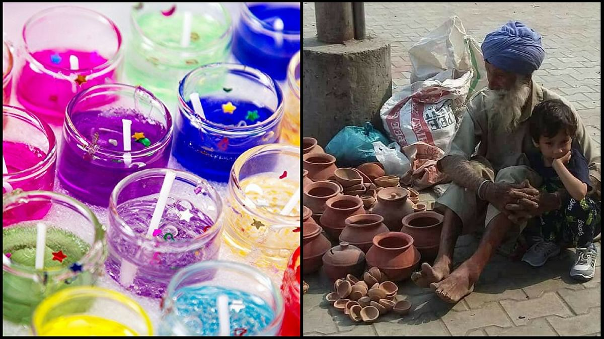 Small businesses crave to celebrate a Happy Diwali.
