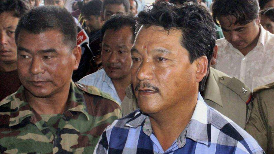 Bimal Gurung, Wife & 12 Others Suspended from GJM for Six Months