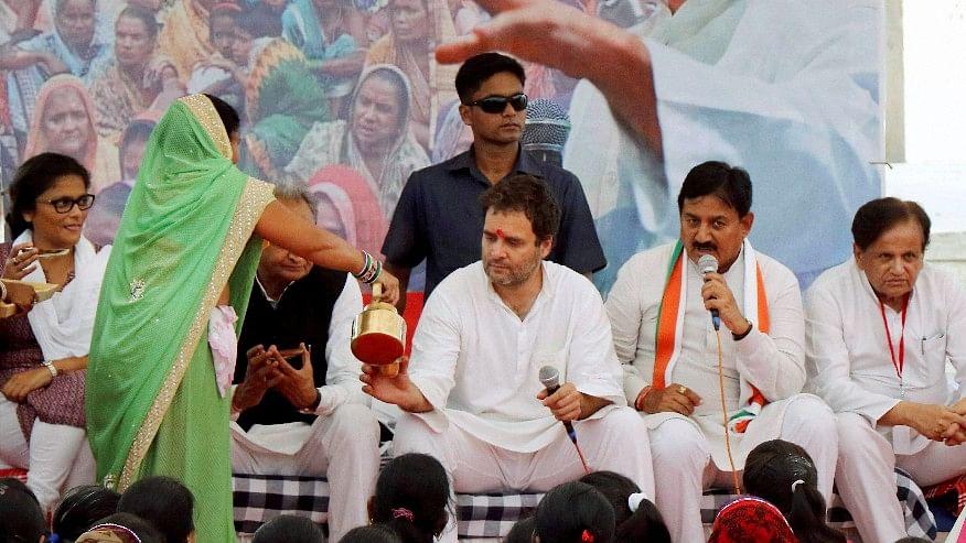 """Gujarat Model Failed,"" Rahul Takes a Dig at Modi in His Home Turf"