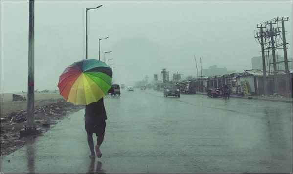 The northeast monsoon evaded the 27 October schedule forecast by the Met department, but on Monday it brought intense showers throughout Chennai.