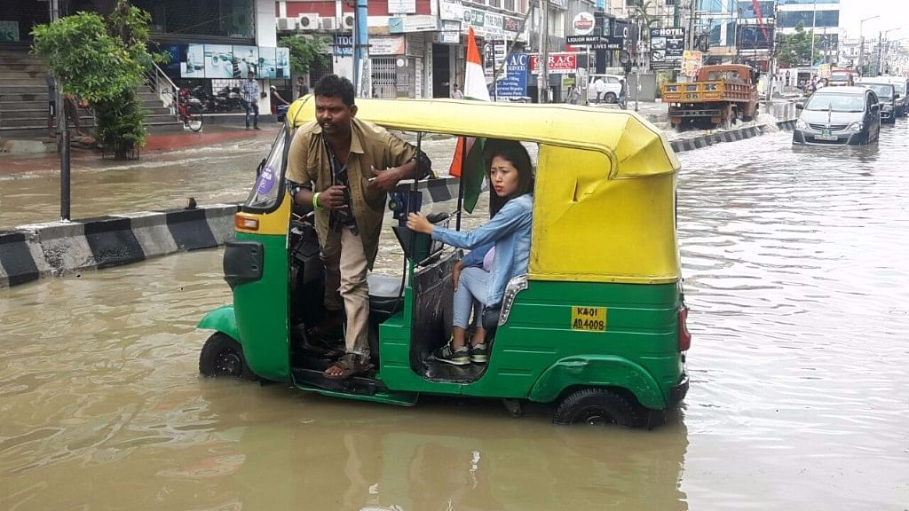 Karnataka has sent an estimate of the loss due to rain pegged at Rs 1,600 crore to the Centre.