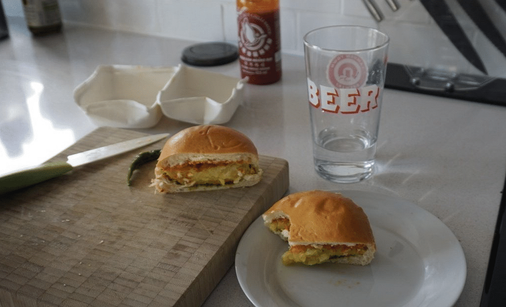 A vada-pav chain takes over London.