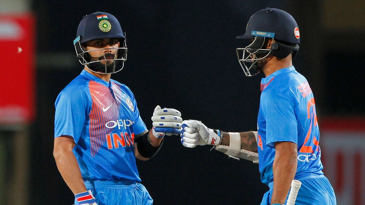 India take on Australia in the first T20 at Ranchi.